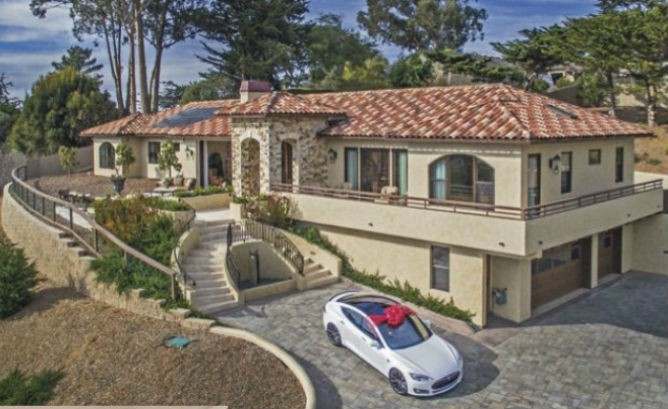 Buy a House, Get a Free Tesla Model S