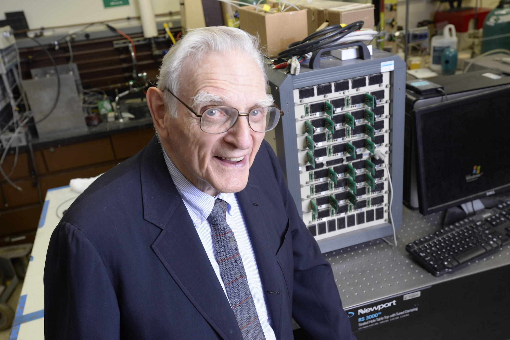 Lithium-Ion Battery Inventor Introduces Fast-Charging, Noncombustible Batteries